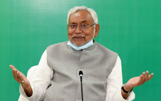 Nitish Kumar to be CM of Bihar for 7th time; Newly-elected MLAs of NDA elect him as their leader in Patna