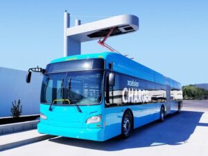 Himachal Electronic Bus