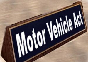 New motor vehicle act